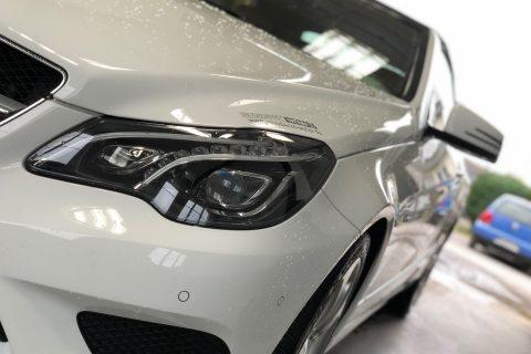 Mercedes Benz Keramik Lack Versiegelung